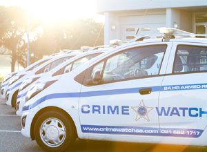 Crime Watch Security Patrollers