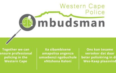 The Western Cape Provincial Police Ombudsman