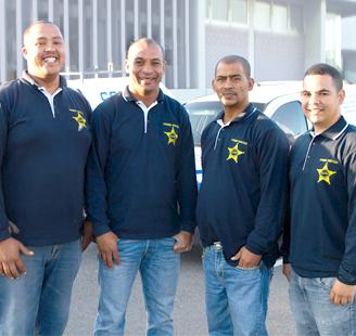 Crime Watch's Technicians