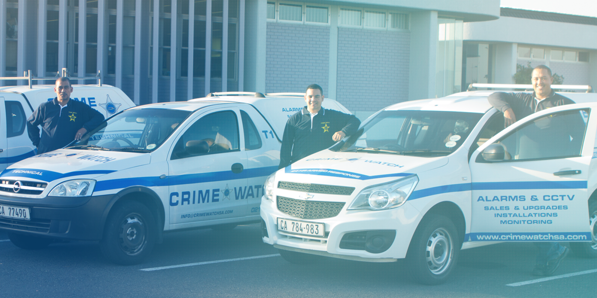 Crime Watch Sa CCTV installers and Technicians